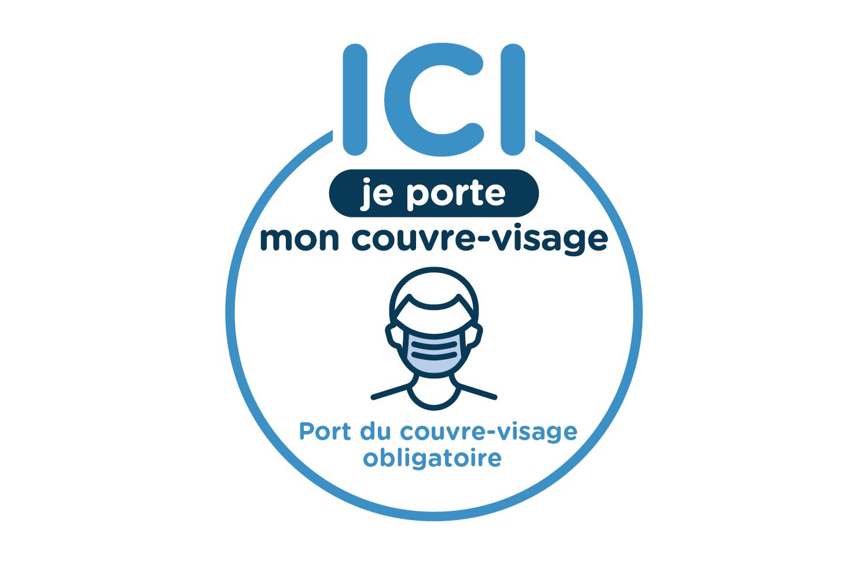 Mise à jour - 16 juillet 2020 * Port du couvre-visage obligatoire ...