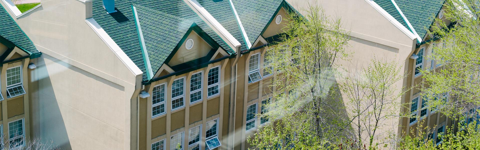 R sidence de l 39 uqo uqo universit du qu bec en outaouais - Residence les jardins de l universite ...